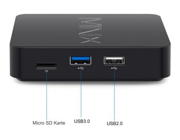 MINIX NEO T5 Android TV Player